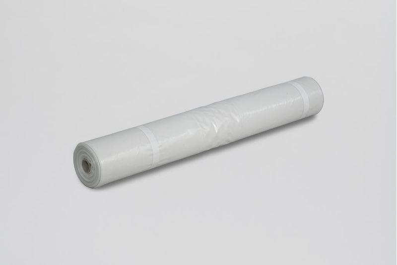 Baufolie transparent 2000 x 0,10 mm x 50 m